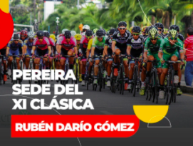 EL lunes festivos no habrá vía activa por la XI Clásica Rubén Darío Gómez